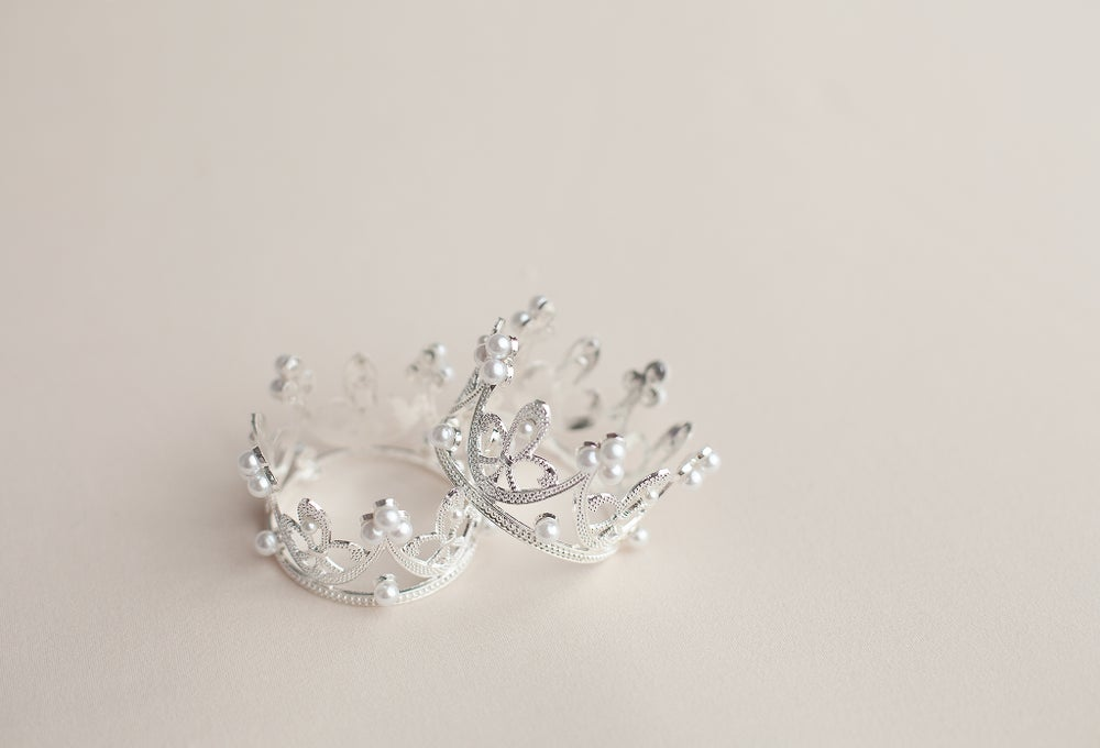 Image of Clarice Newborn Crown