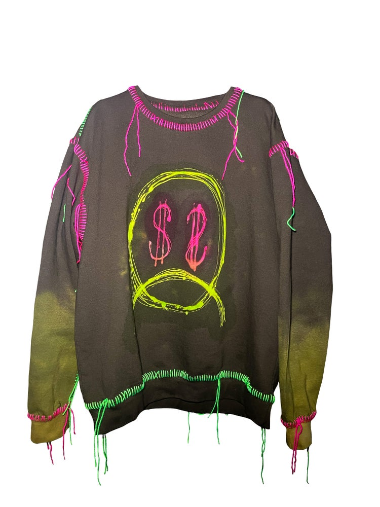 Image of SAD MONEY SPRING JUMPER