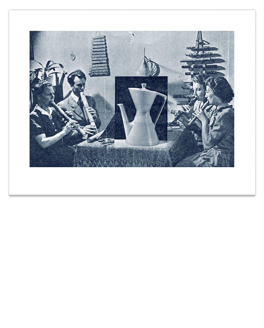 Image of 【Signed】TAT TVAM ASI #12 - art print