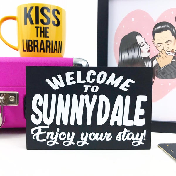 Image of Sunnydale Freestanding Sign