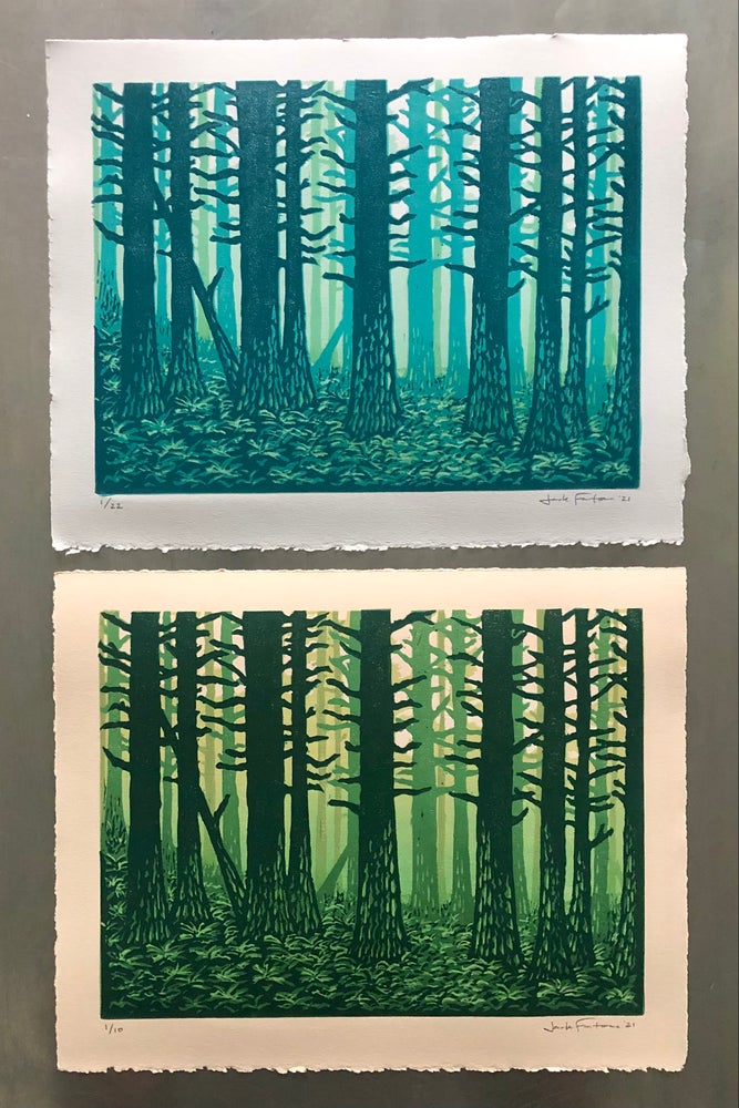 "Image of ""For the Trees"" prints"