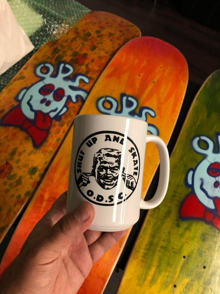 Image of Shut up and Skate Mug