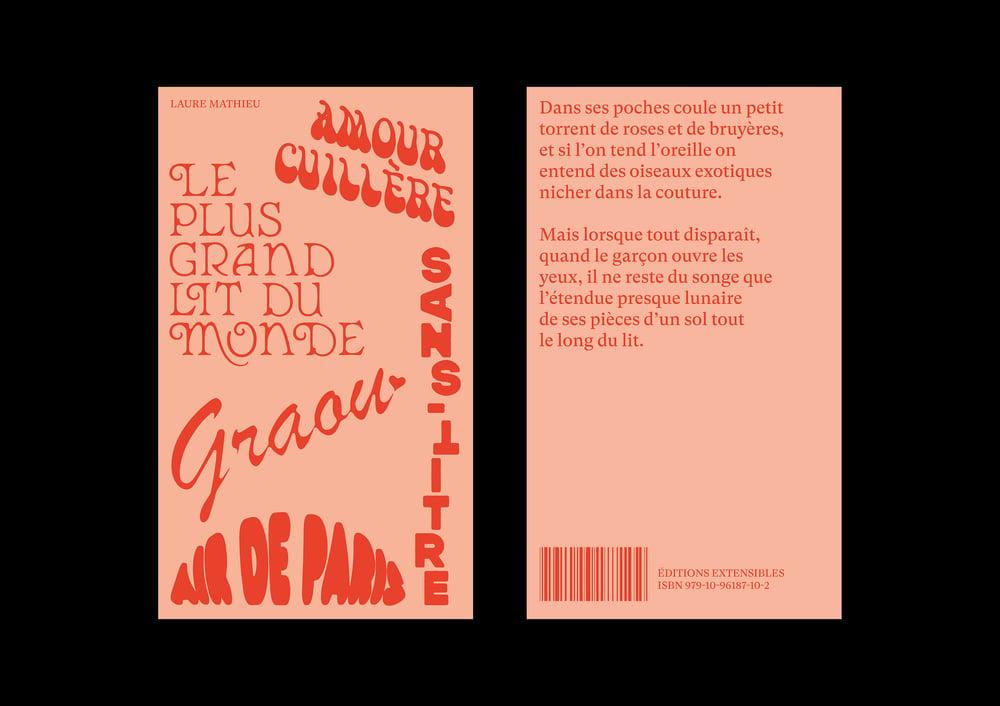 Image of Laure Mathieu - Le plus grand lit du Monde