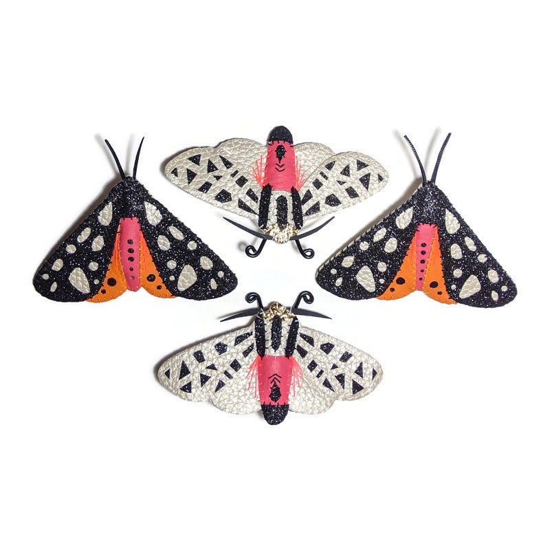 Image of Cream Spot Tiger Moth