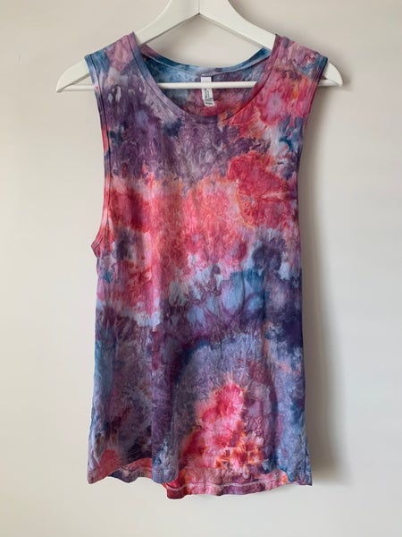 Image of Women's Tank Large (Coral Stone)
