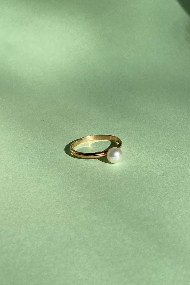 Image of Demi Pearl Ring