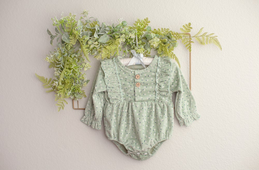 Image of Brynn Floral Romper - 4 colors