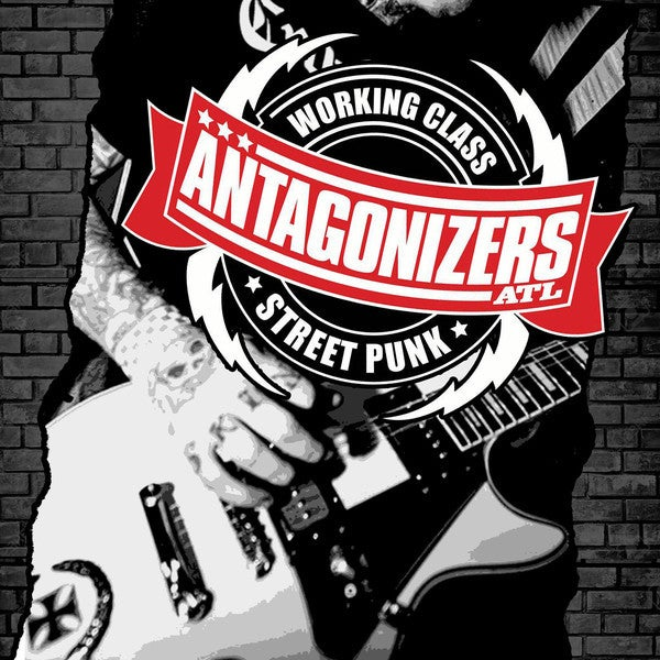 Image of Antagonizers ATL - Working Class Street Punk LP