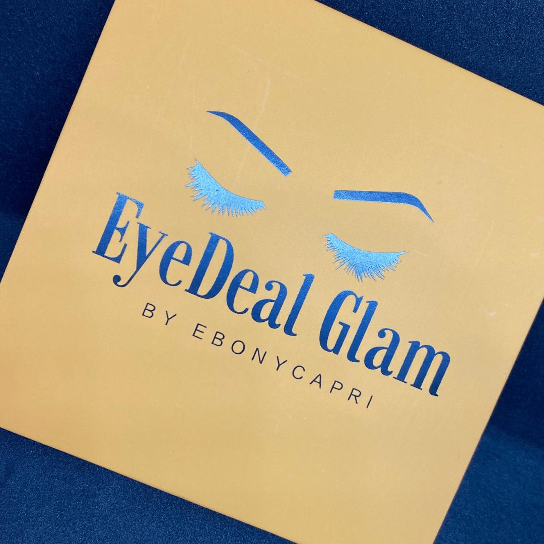 *New EyedealGlam Palette