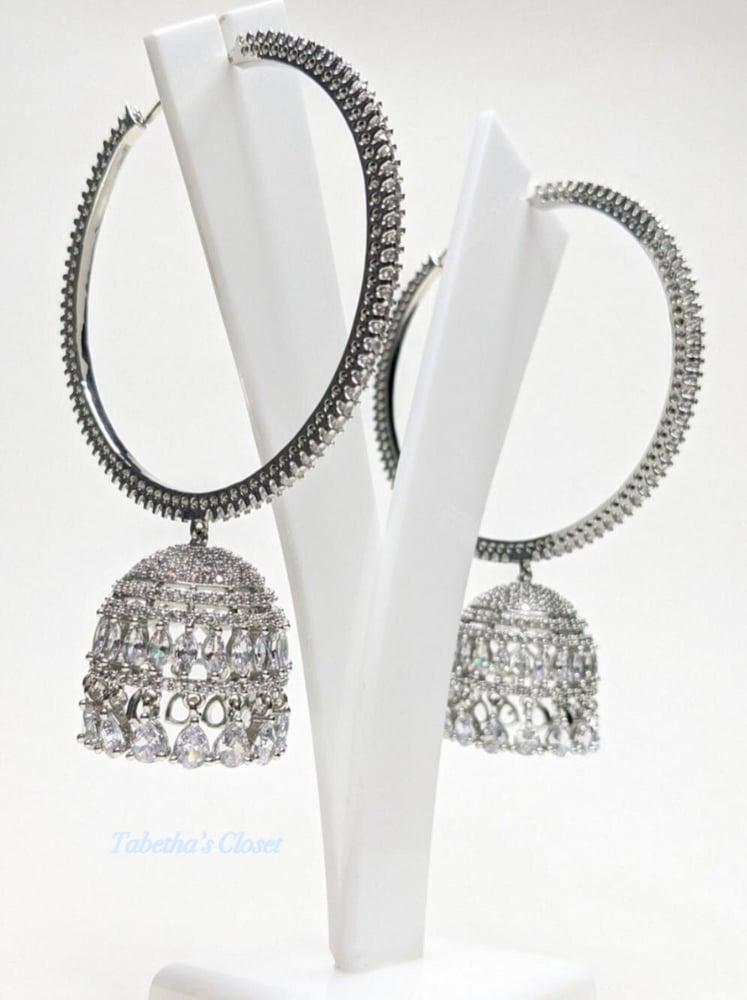 Image of Bali Glam Earrings
