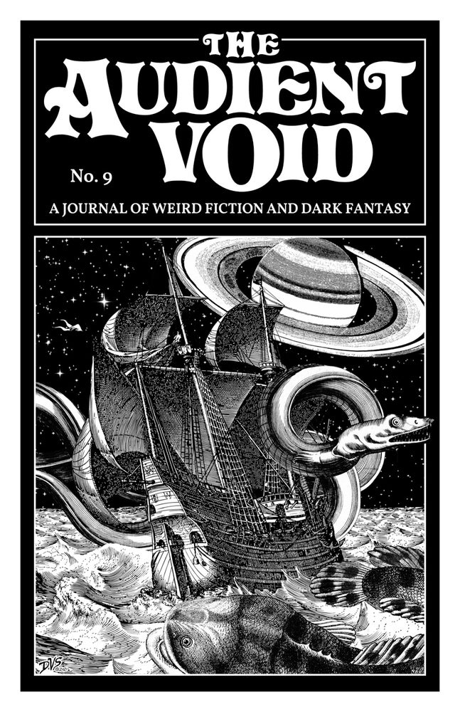 Image of The Audient Void Issue #9