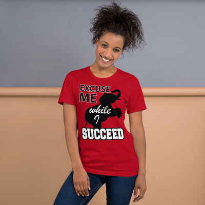 Image of Succeed Delta Inspired T-Shirt