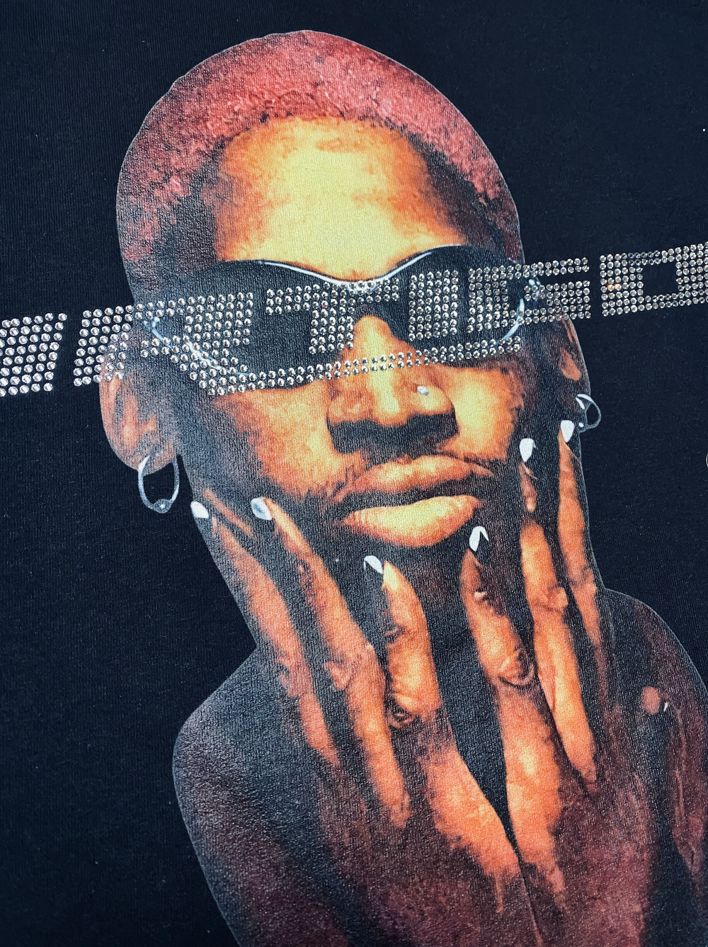 Rodman Crystal T-Shirt