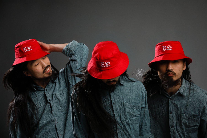 Image of 2021 DJs are Cowards Bucket Hat