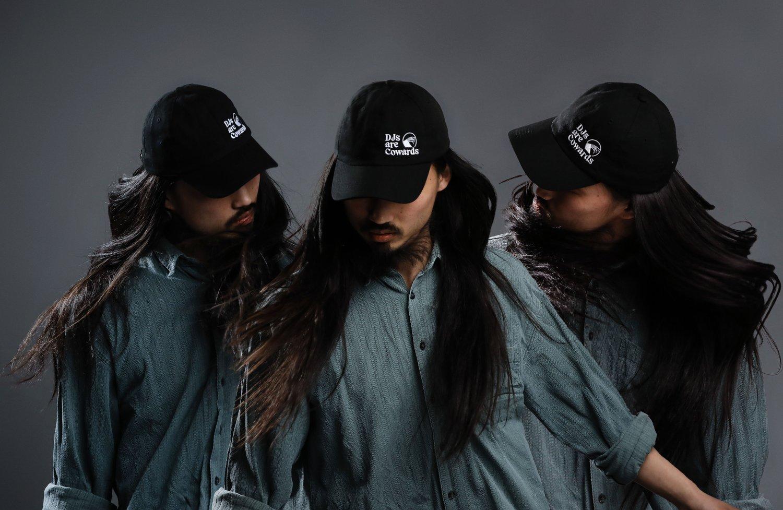 Image of 2021 DJs are Cowards Snapback