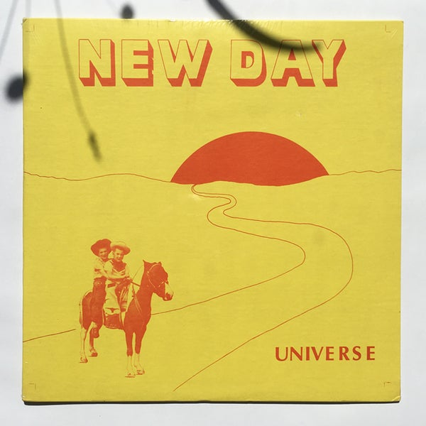 Image of UNIVERSE ‎– NEW DAY LP