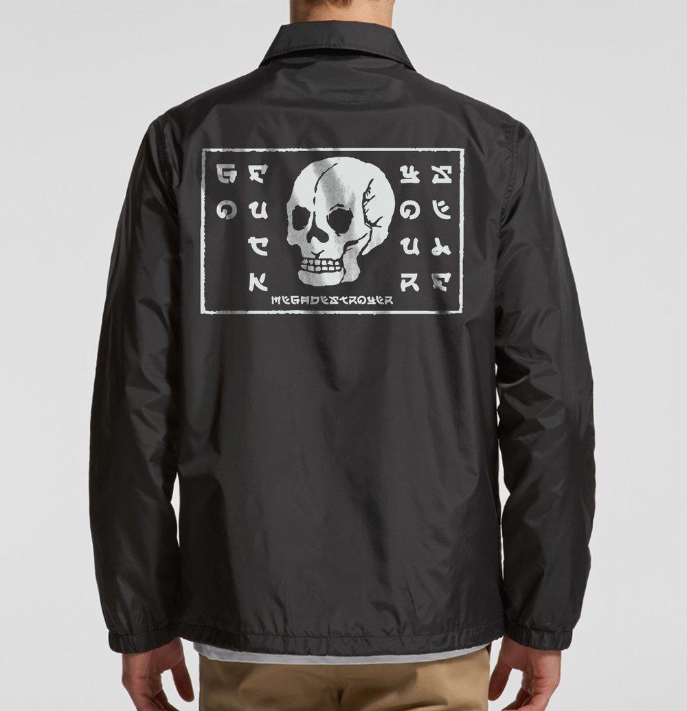 Image of FUCKARU Jacket
