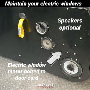 Image of Mini R56 Original handle - Track Car Door Cards