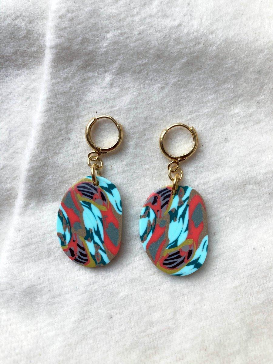 Image of Joan Drop Earrings