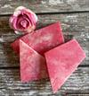 Strawberry Jam Mini Wax Brittle Bag