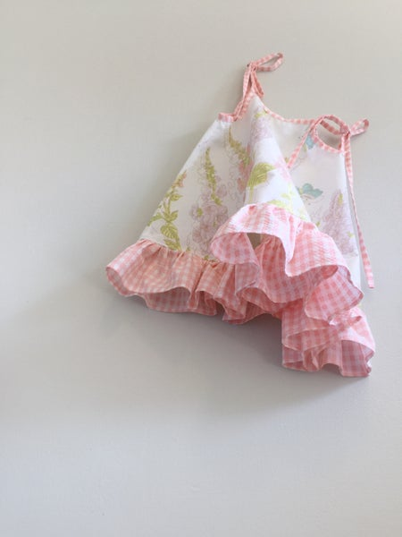 Image of Fleur Swing Dress - 2/3T