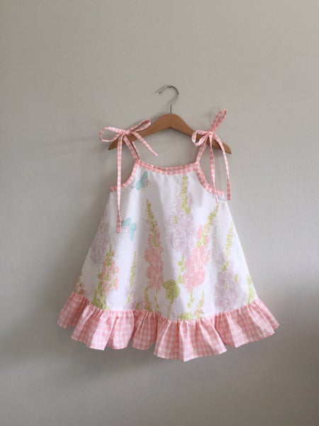 Image of Fleur Swing Dress - 4-6 years