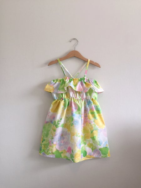 Image of Garden Sundress - 4-7 years