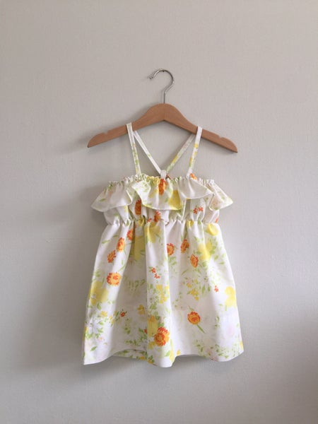 Image of Marigold Sundress - 2-4T