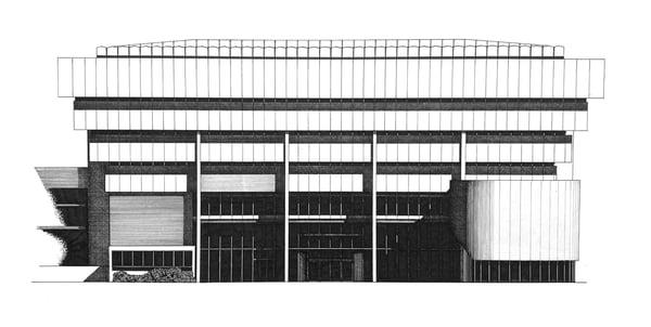 Image of Birmingham Central Library ORIGINAL