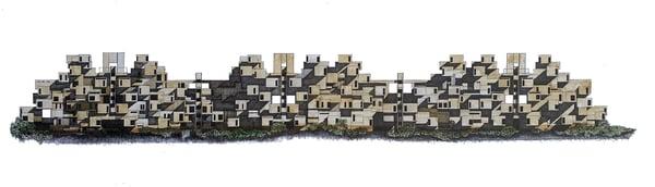 Image of Habitat 67 ORIGINAL