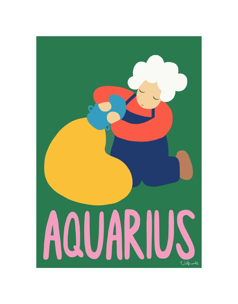 Image of Aquarius