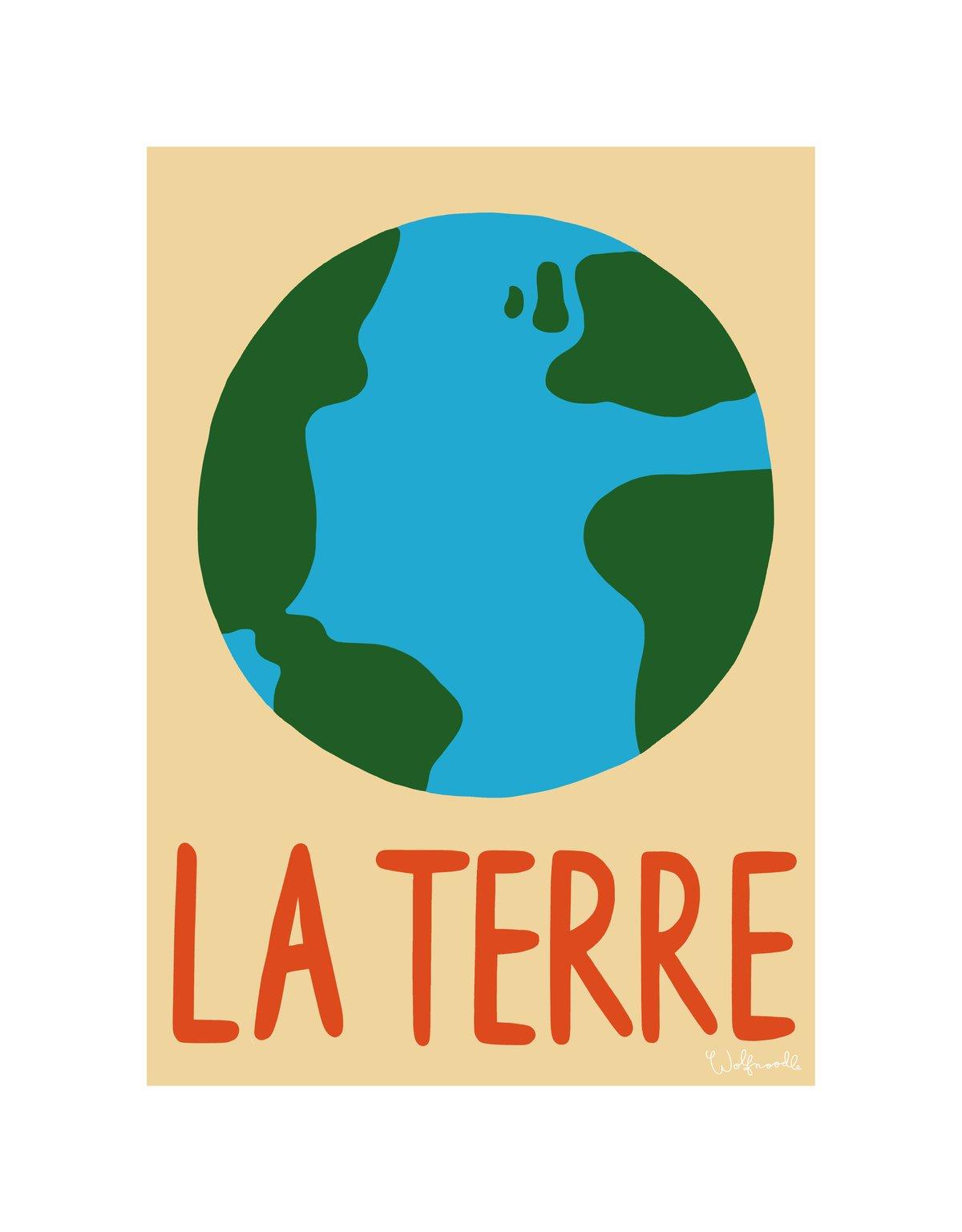 Image of La terre