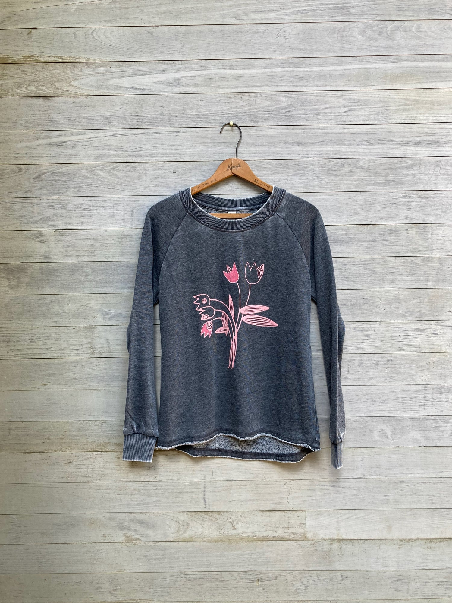 Image of Bring Me Tulips Pullover