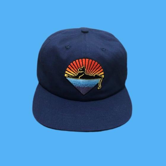 Image of Cats 100% Natural Hemp Snapback Hat! 😻