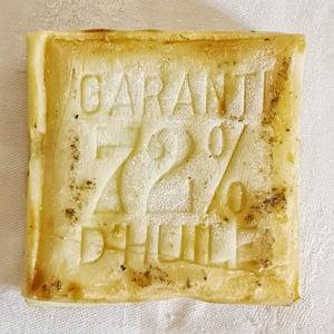"""Lot de 5 savons de Marseille """"Le Sérail"""" 400 grammes"""