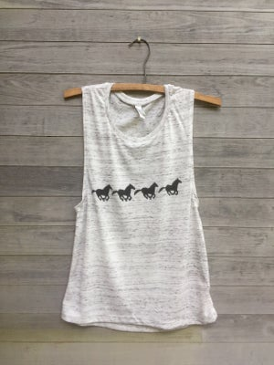 Image of Horse Tank Top