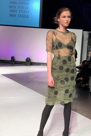 Image of MARBLE Sheath - Olive