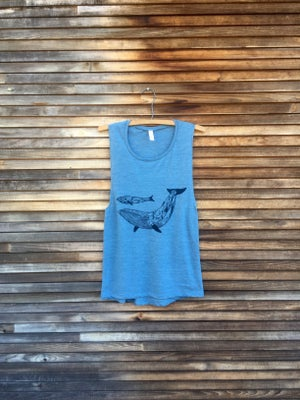 Image of Whale Tank Top