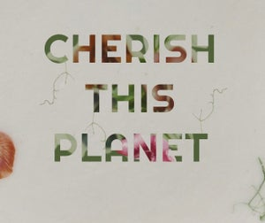 Image of CHERISH THIS PLANET (Ref. 94)