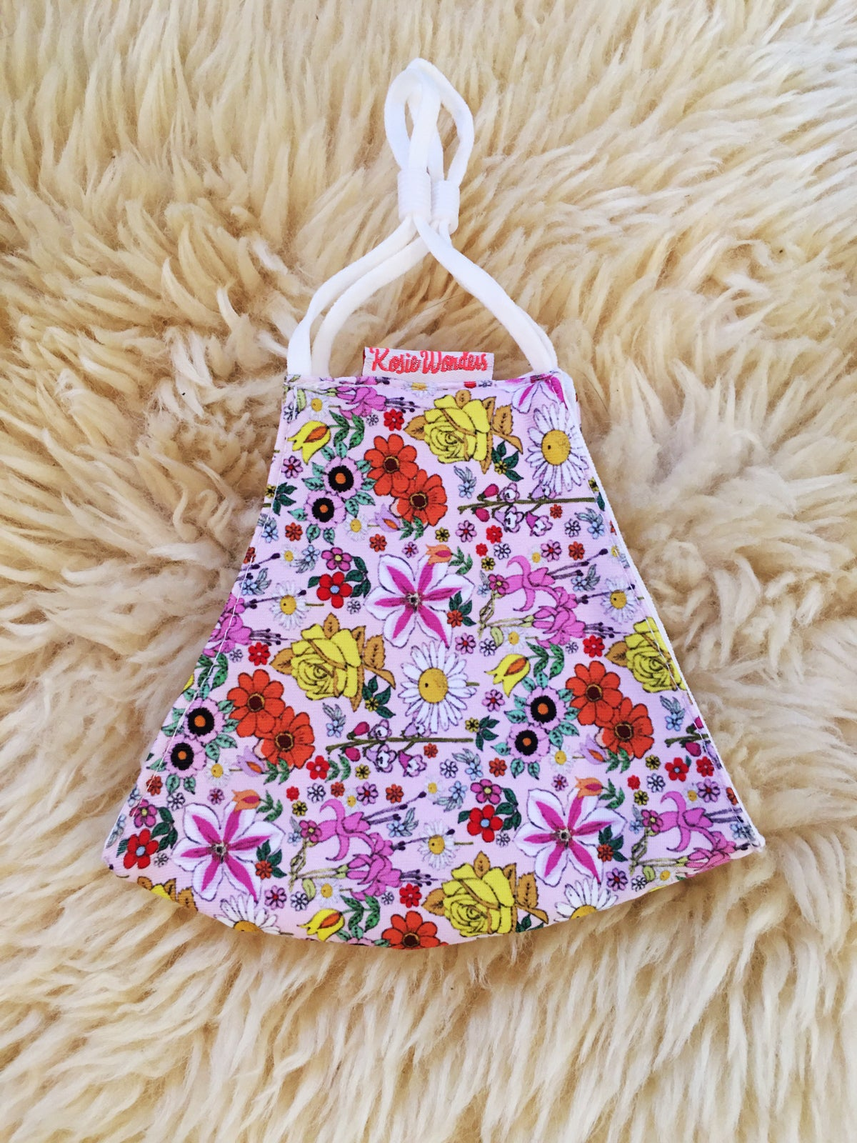Ditsy Floral Summer Face Covering