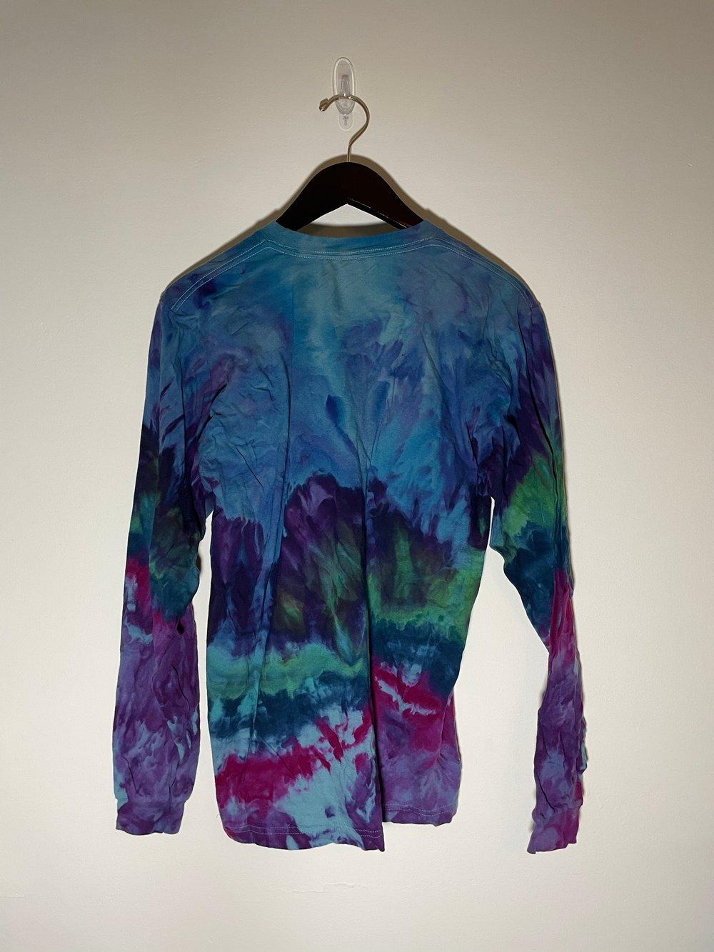 Long Sleeve Tie Dye #2 - Medium