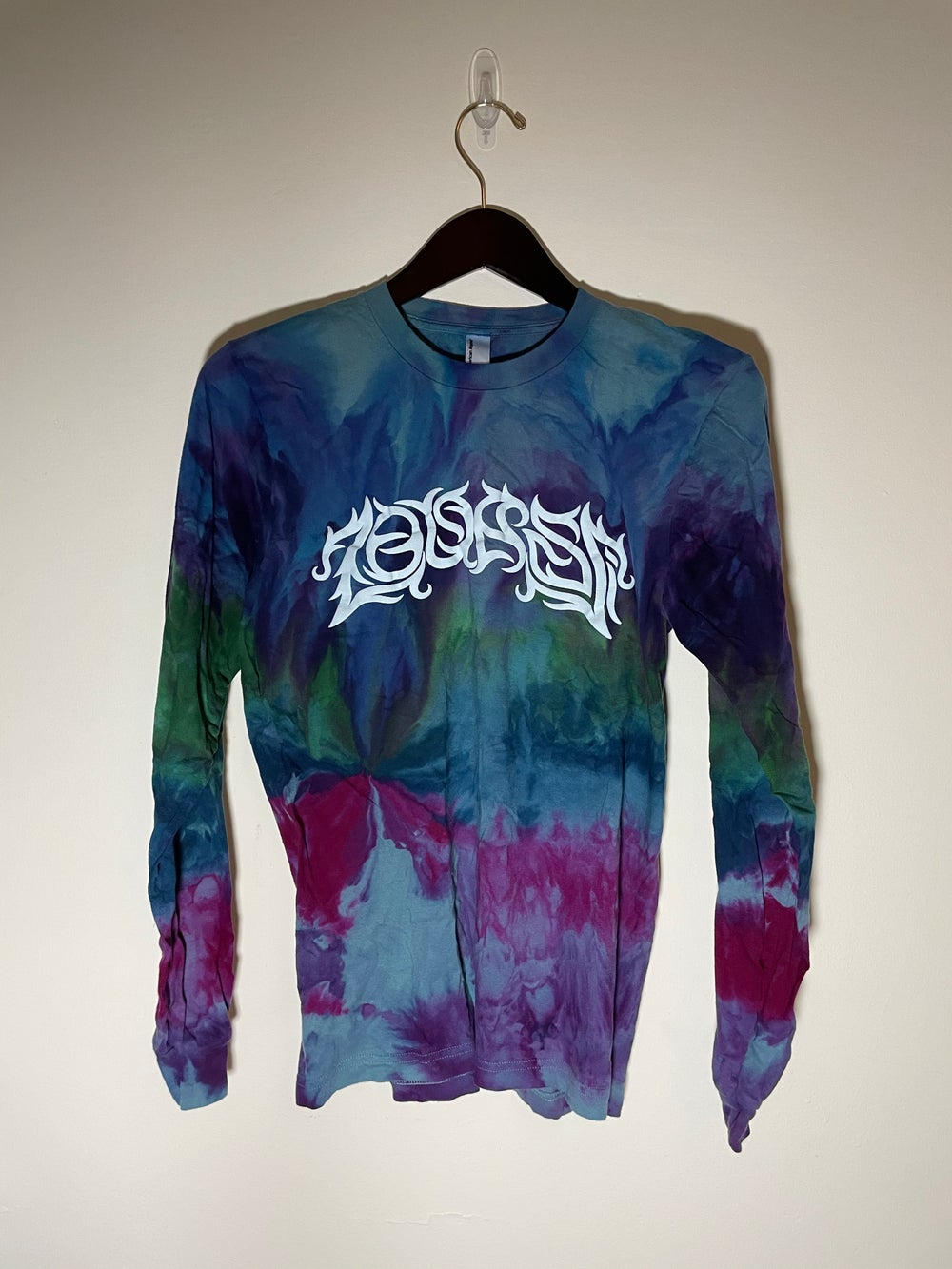 Long Sleeve Tie Dye #3 - Small