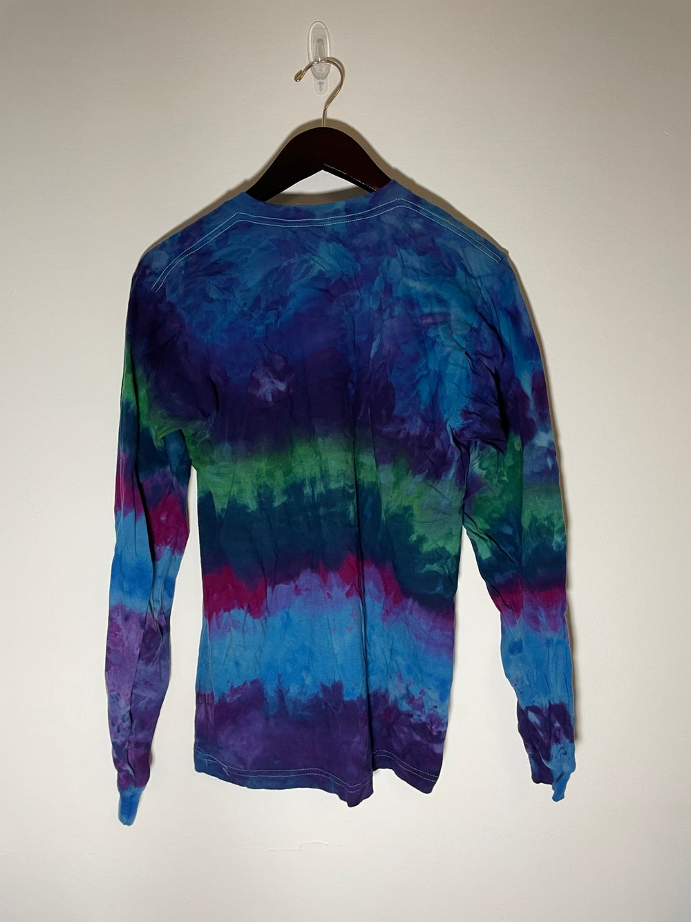 Long Sleeve Tie Dye #4 - Medium