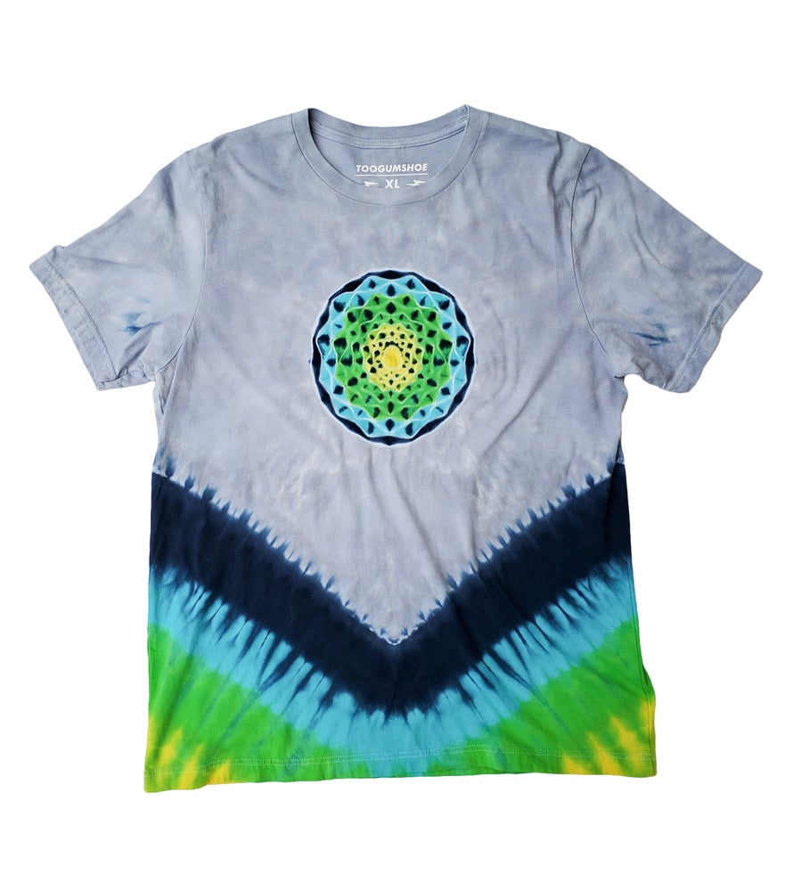 Image of Chest Mandala Tee