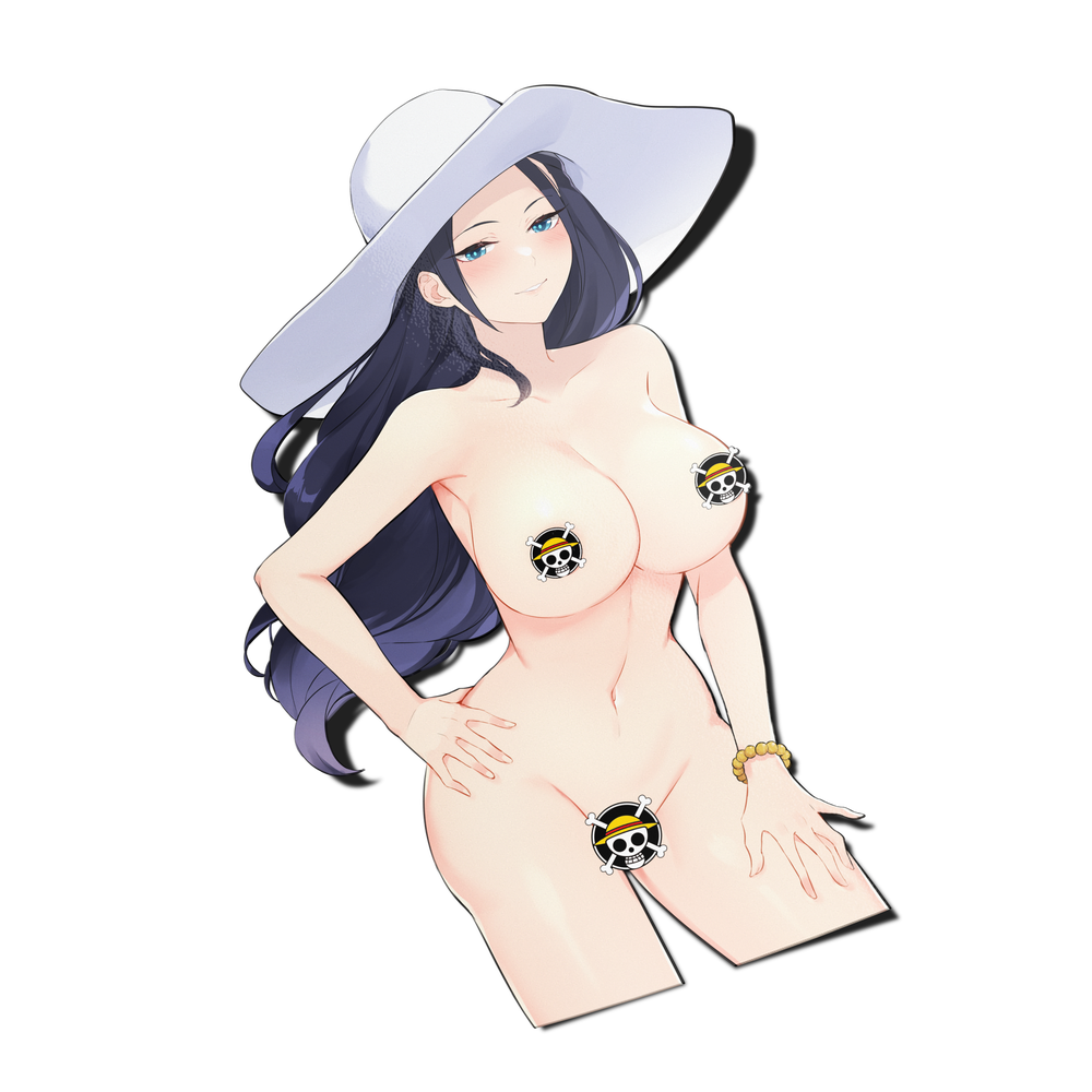 Image of Nico Robin Lewd