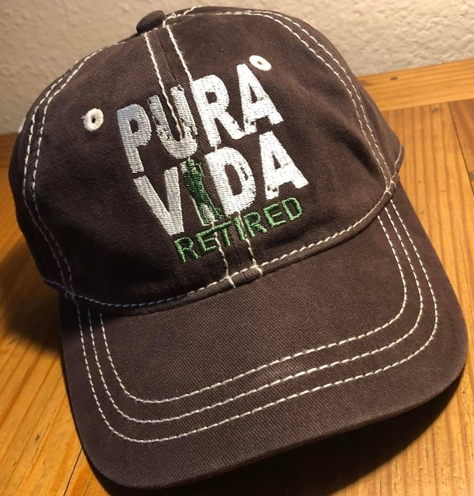 Image of PURA VIDA RETIRED ~ HATS