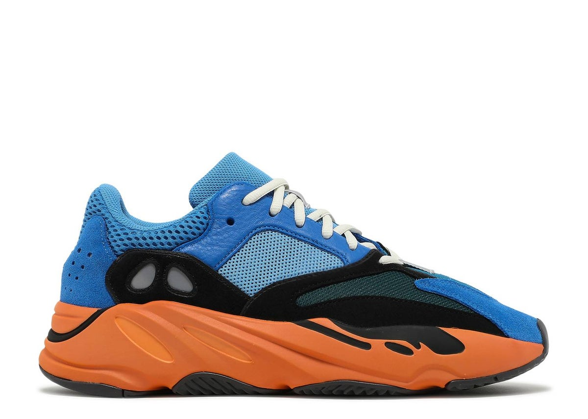 Image of YEEZY BOOST 700 'BRIGHT BLUE'