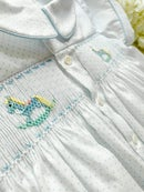 Image 5 of Andrew Hand Smocked Collection