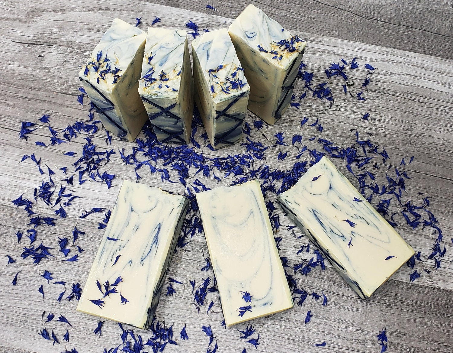 Image of MYSTIQUE HANDMADE COLD PROCESS SOAP
