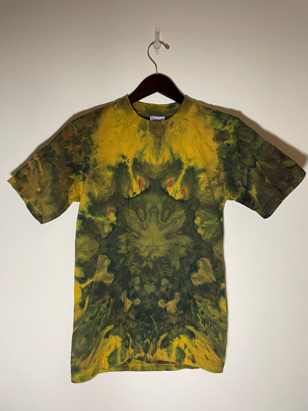 Test Tie Dye #3 - Medium